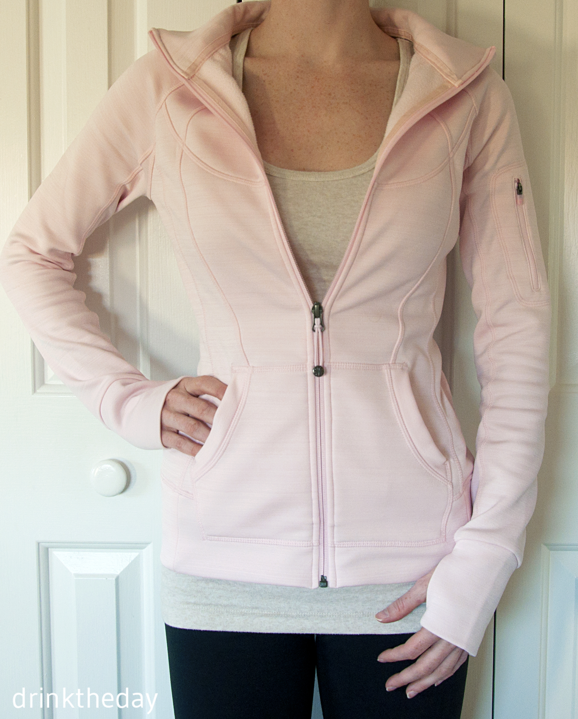 Friday Favorites - Fitness Edition // Athleta Jacket