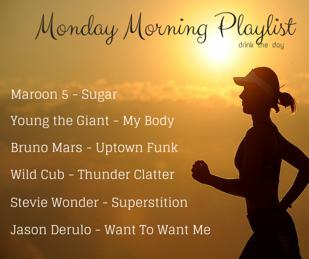 Monday Morning Playlist
