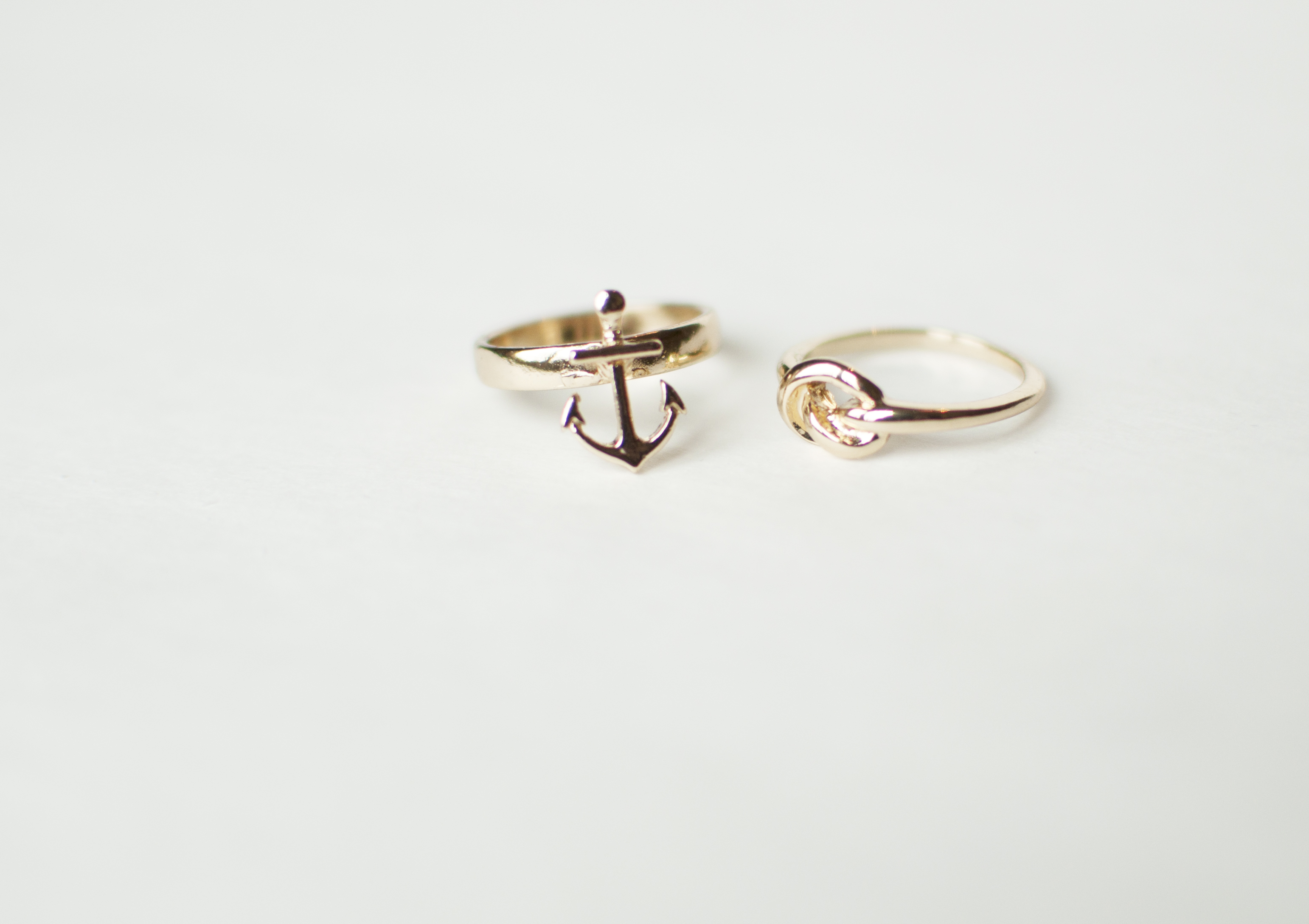 Last But Certainly Not Least – A Gorgeous Nautical Themed Ring Set If  Neutrals Are My Jam, Gold Jewelry Is My Peanut Butter Or Something Like  That