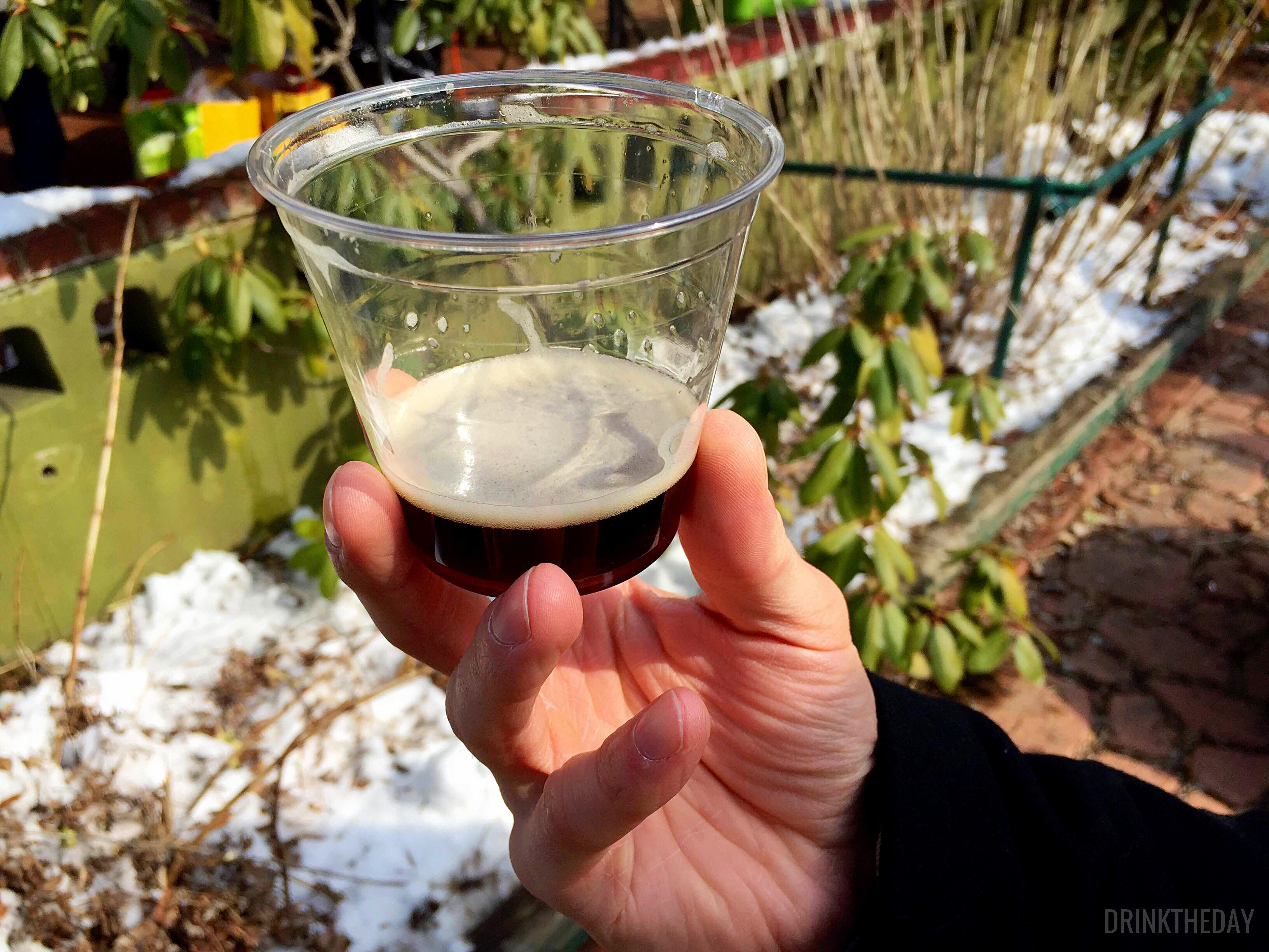 Weekending // Gluttony Brewery