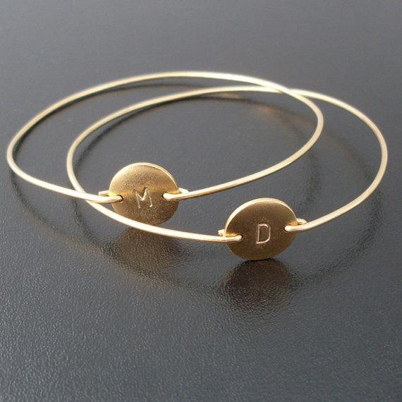 Etsy - Personalized Bracelets