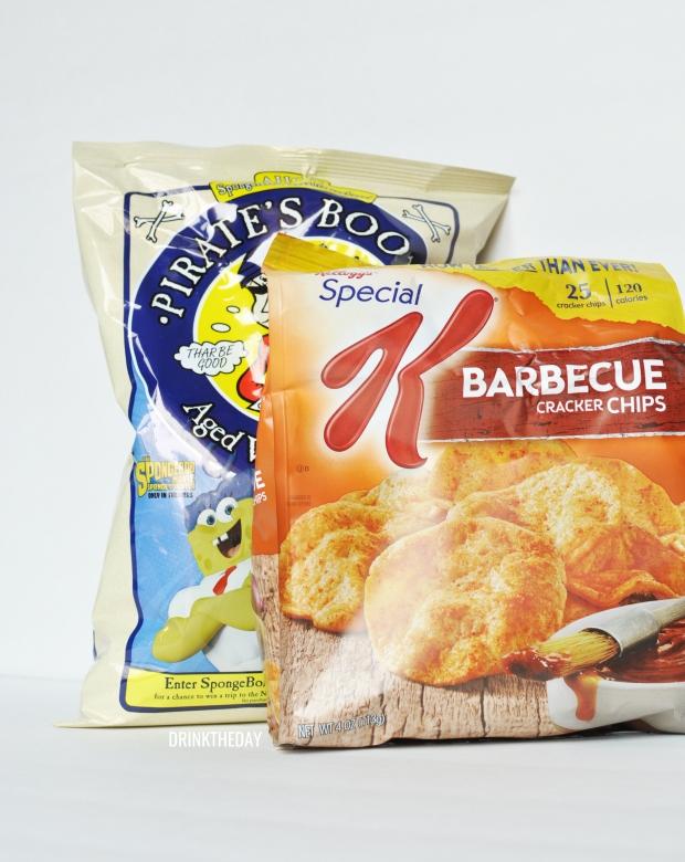 Favorite salty snacks