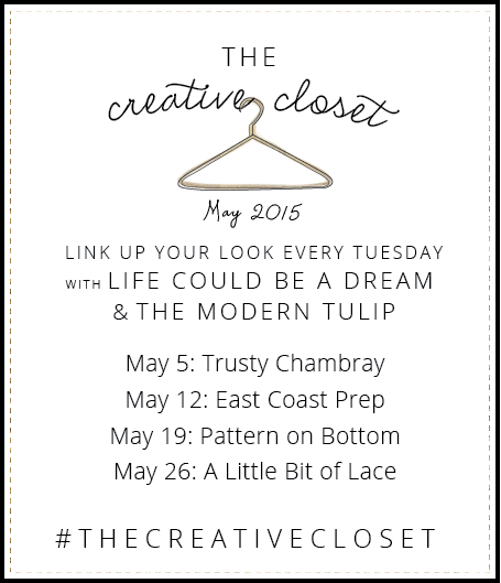 The Creative Closet