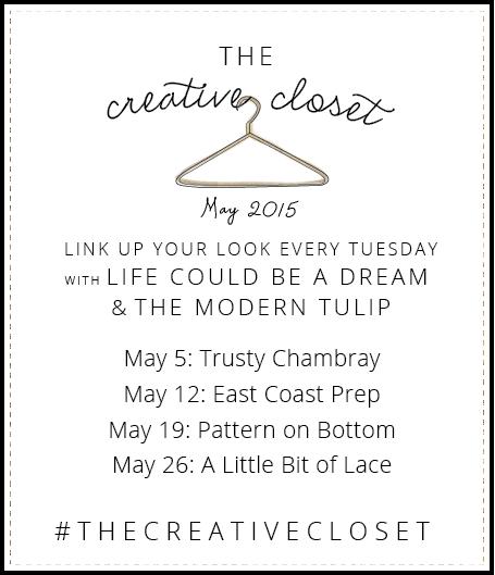 The Creative Closet
