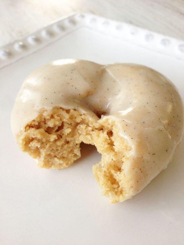 Skinny Vanilla Bean Donut
